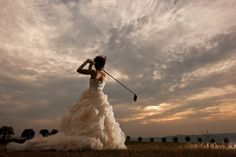 For all my lady golfer friends out there!  Love this!  Proud hubby pic, that's for certain!
