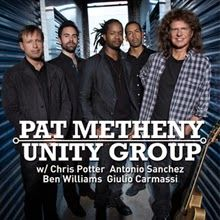 World Of Bootlegs: BOOTLEG : Pat Metheny Unity Group - Town Hall, New...