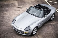 BMW Z8, still one of the coolest cars I have ever driven