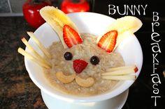 Bunny Oatmeal www.247moms.com #247moms