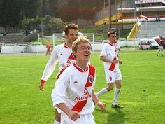 Luka Modrić during his loan spell at Zrinjski Mostar
