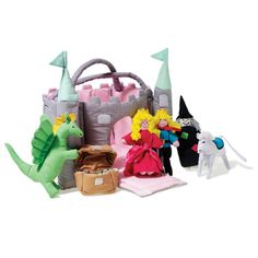 Are you interested in our pretend play soft toy? With our soft play castle you need look no further. Green Tower, Toy Castle, Enchanted Castle, Soft Play, Fabric Toys, Creative Play, Green Bag, Mint Green, Imaginative Play