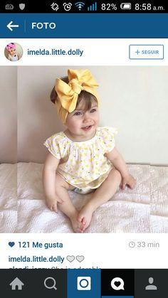 Turbantes para bebes