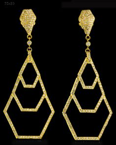 Art Deco Jewelry: All about bold shapes and vivid color | Gemco ...