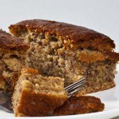Receita de bolo de farinha de banana verde | Minha Vida