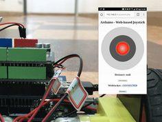 Distance Measurement Vehicle via Websocket