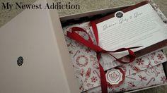 My Newest Addiction Beauty Blog: Glossybox: Glamour, Glitz and Gloss