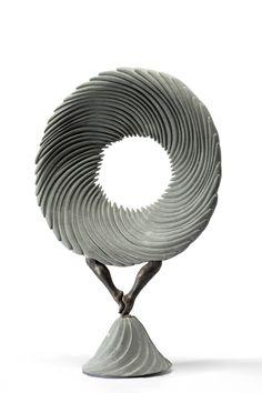 Pirouette II, sculptor Hans Rikken