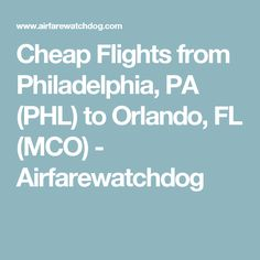 Best site for finding today's lowest flight prices, unadvertised fare sales, and mistake prices. Find the best price before you book your trip to Orlando, FL (MCO). Flight Prices, Find Cheap Flights, Slc, Orlando Florida, Salt Lake City, Philadelphia Pa, Disney, Orlando, Disney Art