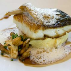 Fried cod fish - Paistettu turska (Stekt torsk), resepti – Ruoka.fi