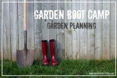 Garden Boot Camp: Garden Planning