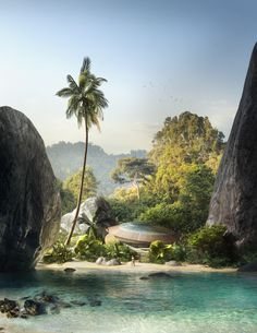 'Lagoon' By Thomas Dubois