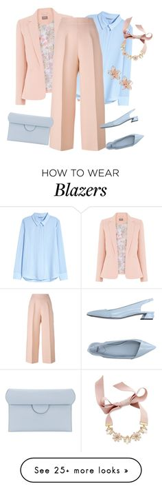 """""""outfit 6091"""" by natalyag on Polyvore featuring H&M, Fendi, Roksanda, NAKAMOL and INC International Concepts"""