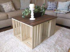 Home Decorators Collection Veranda Coffee Table Cover Crate
