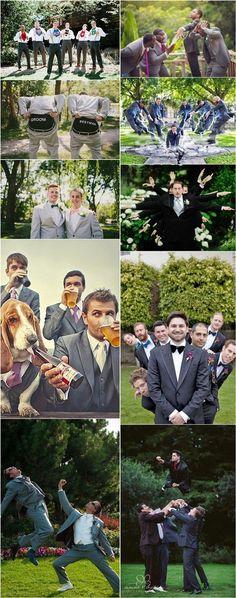 30 Idées marrantes et poses pour un mariage