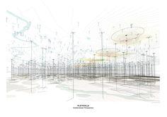 John Cook: Remediated Landscape, Platteville, Weld County, CO, Subterranean Perspective.