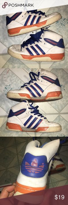 new concept 5adce 973b3 Nyk adidas forum high Had these for a long time too small for me although I