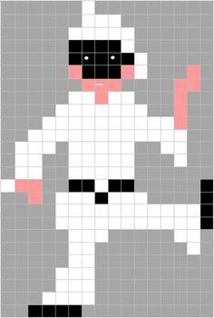 Coding Unplugged e Pixel Art: la scheda di Carnevale di Pulcinella - Maestro Alberto
