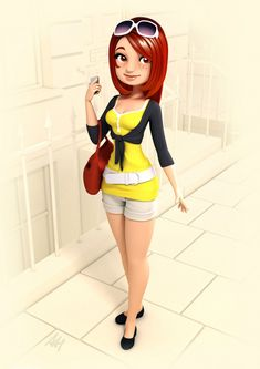 Debbie  3ds max, VRay  July 2010 - Repin by http://TommyAndersson.com Please Re-pin, Like, Comment or Follow! #TommyAndersson
