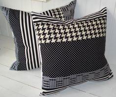 houndstooth pillows