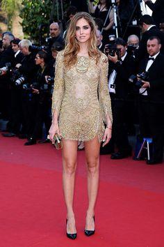 Festival Internacional de Cine de Cannes 2013 alfombra roja red carpet photocall - Chiara Ferragni