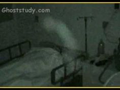 Ghost in a childrens hospital watches over Dying Boy