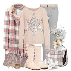 30 Warm And Cozy Polyvore Combinations For The Winter - Inspiration for next year