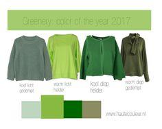 Greenery: de kleur van 2017