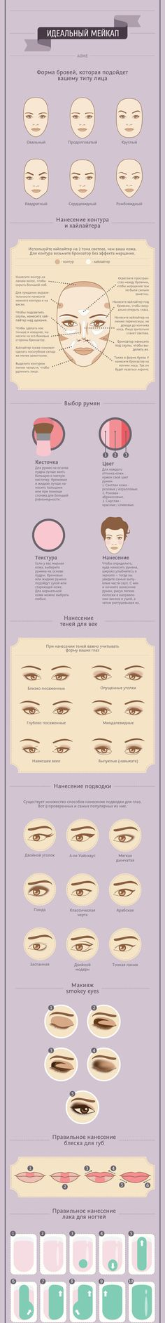 Beautiful makeup requires the perfect make-up foundation. Foundation creates a blank canvas on the face to which colors is added: eye shadow, blush & lipstick.