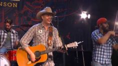 """Jason Boland & The Stragglers Perform """"Electric Bill"""" on The Texas Music..."""