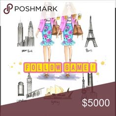 FOLLOW GAME ✨ GET MORE FOLLOWERS Let's grow together 🌱 {Game Steps} 1. Like this post 💕 2. Follow me and all who liked this post 👯 3. Share this post  ♻️ Sharing is caring ♻️ Tag your friends 📌 Bags Shoulder Bags