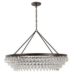 This stylish transitional chandelier makes a wonderful accent in any setting, from transitional to modern. With 8 lights and a vibrant bronze finish, this fixture will add lovely ambience to your home. This unique chandelier has a total of 480 watts. The dimensions of this light fixture are 40