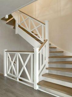 Interior Staircase, Staircase Remodel, Staircase Makeover, Staircase Railings, Stairways, Farmhouse Stairs, Rustic Stairs, Railing Design, Staircase Design