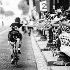 Last finish for Jens Voigt. . (c) Jered Gruber