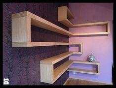 20 Ideas of wooden shelves you will love - Decor Units Corner Shelf Design, Wood Corner Shelves, Wall Shelves Design, Wooden Shelves, Floating Shelves, Corner Furniture, Home Furniture, Living Room Shelves, Living Room Decor