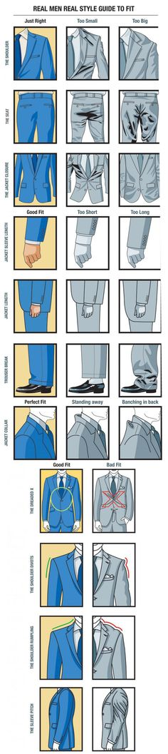 Funny Pictures: This Is How A Suit Must Fit