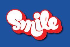 Smile - Rob Clarke Type Design & Lettering