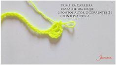 #crochet #professorasimone #semprecirculo
