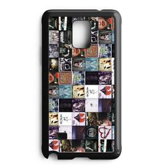 Sleeping With Sirens Samsung Galaxy Note 4 Case