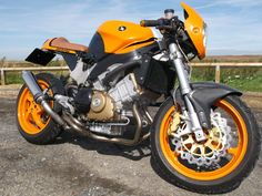 Vfr 800 Custom Built Repsol Themed Cafe Racer 8 • £1,510.00