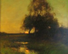 landscapes on Pinterest | Landscape Paintings, Oil On Canvas and Irel…