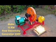 Motor Generator, Diy Generator, Tesla Free Energy, Small House Layout, Alternative Energy Sources, Hobby Kits, Solar Water Heater, Renewable Energy, Save Energy