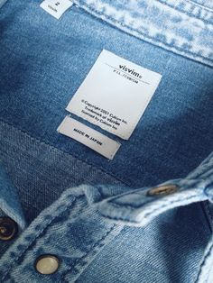 An entry from Quite Continental Tag Design, Label Design, Packaging Design, Denim Branding, Fashion Branding, Ss16, T Shirt Label, Label Tag, Clothing Labels