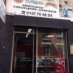 Le Furet Tanrade - The oldest chocolatier in Paris