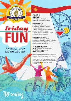 RCYC Friday Fun Days Family Deal, Pint Of Beer, Friday Fun, Drinks, Kids, Drinking, Young Children, Beverages, Boys