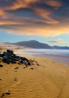 ✯ Praia do Salamansa, São Vicente, Cape Verde, Africa