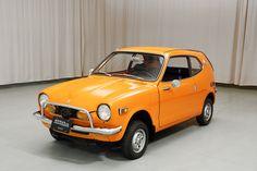 1972 Honda z600 coupe