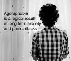 An interesting thing about panic attacks,& anxiety in general, is that your mind begins to associate those uncomfortable experiences with external stimuli or events.Perhaps a particular place, location, a social situation, a sight, sound, smell, person. Anything really. These associations can form even when they don't logically make sense.There is hope! Step by step we move towards recovery & recovering the freedom to go places that we once enjoyed