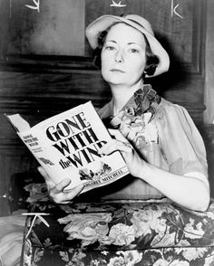 "READ THE BOOK - Margaret Mitchell reads ""Gone with the Wind"""