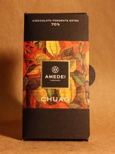 Gourmet chocolate Amedei's Chuao